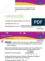 10-8 Geometric Probability