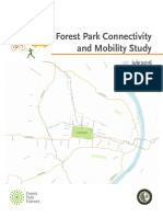 Forest Park Connectivity and Mobility Study_2016