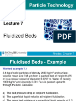 L07 Fluidized Beds