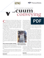 Vacuum Conveying