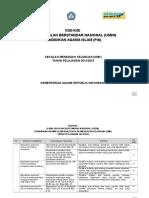 Kisi2 USBN PAI (Uji Tulis).doc