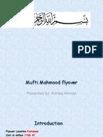 Mufti Mahmood Flyover