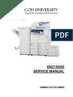 Ricoh Aficio 2035e Manual Ebook Download