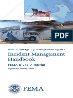 Incident Management Handbook6-09