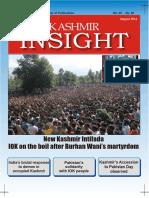Kashmir Insight August-16