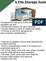 Slide & Block File Storage System