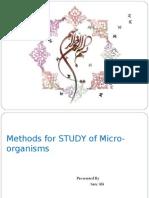 Study of Microorganisms