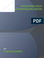Docfoc.com-ADENOTONSILITIS KRONIS masyhud.ppt
