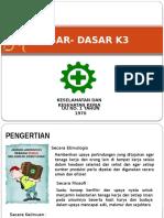 PEMBENTUKAN P2K3