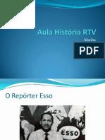 História RTV