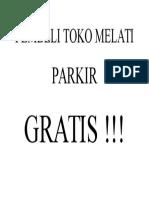 Pembeli Toko Melati
