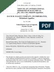 Local Union No. 637, International Brotherhood of Electrical Workers, Afl-Cio v. Davis H. Elliot Company, Incorporated, 13 F.3d 129, 4th Cir. (1993)