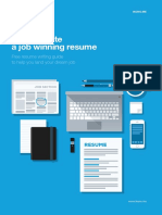 How to Write a Job Winning Resume