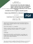 United States v. Stanley John Simmons, Jr., 900 F.2d 257, 4th Cir. (1990)