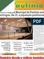 Semanário 851 - 24/05/2010