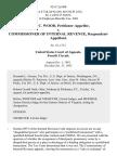 Dallas C. Wood v. Commissioner of Internal Revenue, 955 F.2d 908, 4th Cir. (1992)