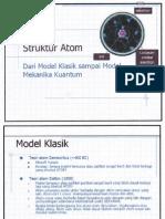 3.Struktur Atom