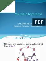 Multiple Myeloma Prepared
