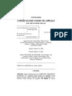 Vantage Marketing v. De Amertek Corp Inc, 4th Cir. (2002)
