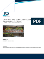 Ics Catalogue Earthing and Surge Protection