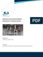 Ics Catalogue Racks and Accessories