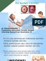 penyuluhan kanker serviks dr motya.pptx
