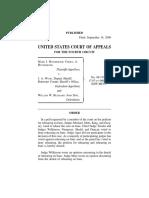 Hunsberger v. Wood, 583 F.3d 219, 4th Cir. (2009)