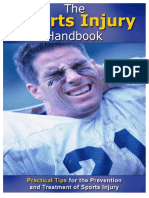 Sports Injury Handbook-brad Walker