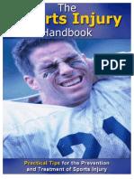 Sports Injury Handbook-brad Walker