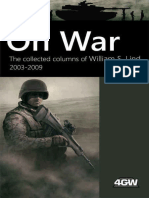 William S Lind - On War the Collected Columns of William S Lind 2003-2009