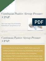 presentasi CPAP
