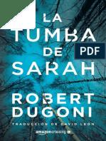 La tumba de Sarah - Robert Dugoni.pdf