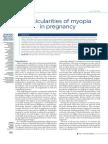 myop in pregnancy