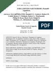 Hillson Partners Limited Partnership v. Adage, Incorporated Donald F.U. Goebert Robert H. Cahill Robert T. Holland Robert L. MacDonald Philip B. Ryan Buck Scott Ralph R. Whitney, Jr., 42 F.3d 204, 4th Cir. (1994)