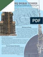 F Burj Dubai Tower Irwin Etal Nov 06