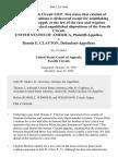 United States v. Ronnie E. Clayton, 966 F.2d 1444, 4th Cir. (1992)