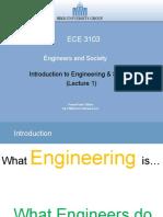 EnS Lecture 1