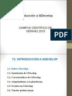 2 Introduccion a GDevelop