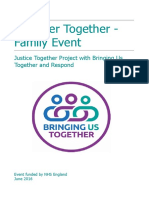 Stronger Together - Family Event