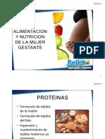 12 Alimentacionynutriciondelagestante 120516121346 Phpapp01