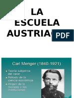 La Escuela Austriaca