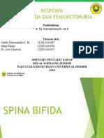 Responsi - Spina Bifida & Fenilketonuria - Galuh Dharanindya I M