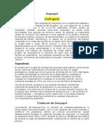 Fundación de Guayaquil