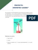 Termostato Casero