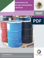 Guia para el Almacenamiento de Residuos Peligrosos