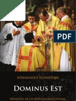 Dominus Est - divulgação