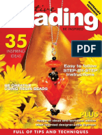 Creative Beading Magazine - Volume 13 No. 2, 2016