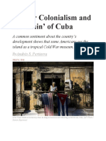 Hipster Colonialism and the 'Ruin' of Cuba