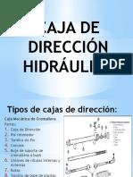 Caja de Dirección Hidráulica