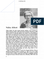 Memoriam Nabia Abbott